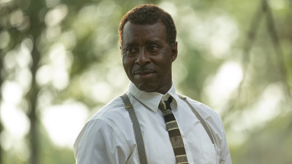 Courtney B. Vance Talks His  'Lovecraft Country' Death