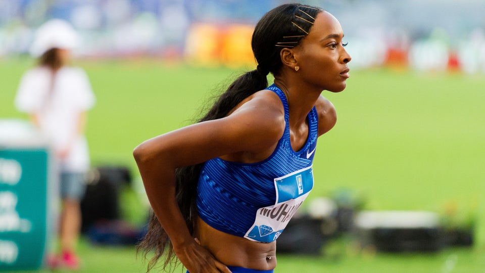 World Record Holder Dalilah Muhammad On The Cancelled Olympics, Racism In Sports And Practicing Islam