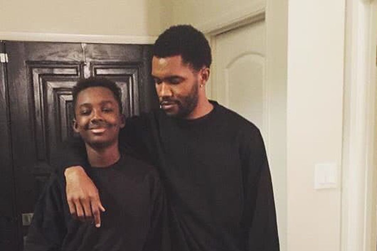 Frank Ocean's Brother Ryan Breaux Dead At 18 After Car Accident: Reports