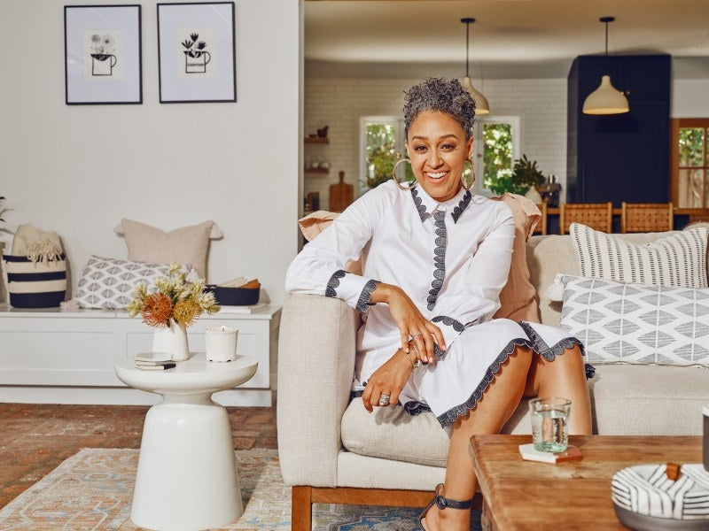 Tia Mowry-Hardrict Partners With Etsy For Home Decor Collection