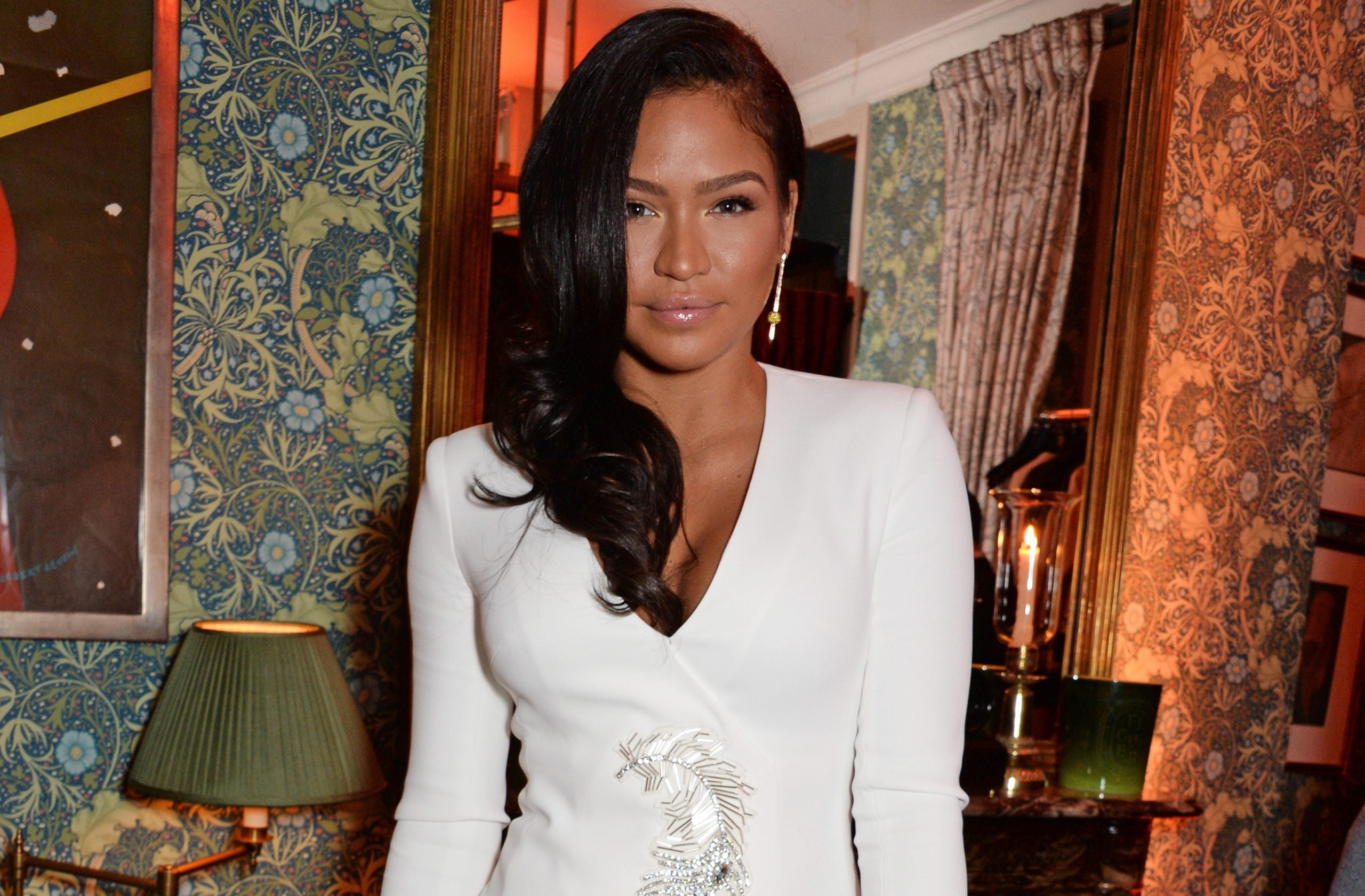 Glow Off, Sis! Cassie Is Pregnant With Her Second Child