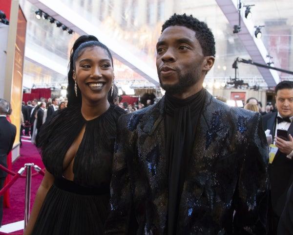 Denzel Washington Says He Encouraged Chadwick Boseman To Marry His Wife
