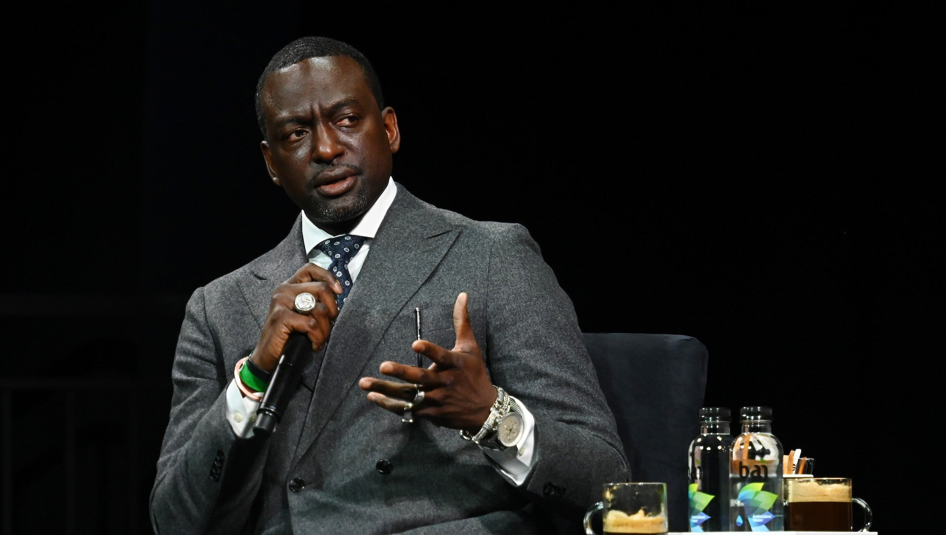 Yusef Salaam Pens Letter To Black Teens Struggling With What's Happening Right Now