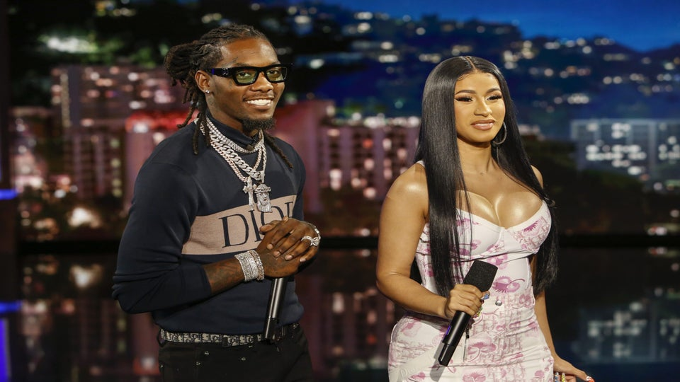 Cardi B Defends Her Relationship With Offset: 'It's Always Us Against The World'