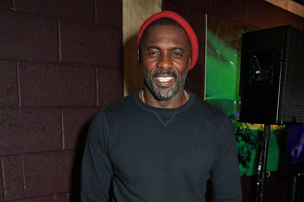 Idris Elba Is Bringing 'Fight School' To British TV
