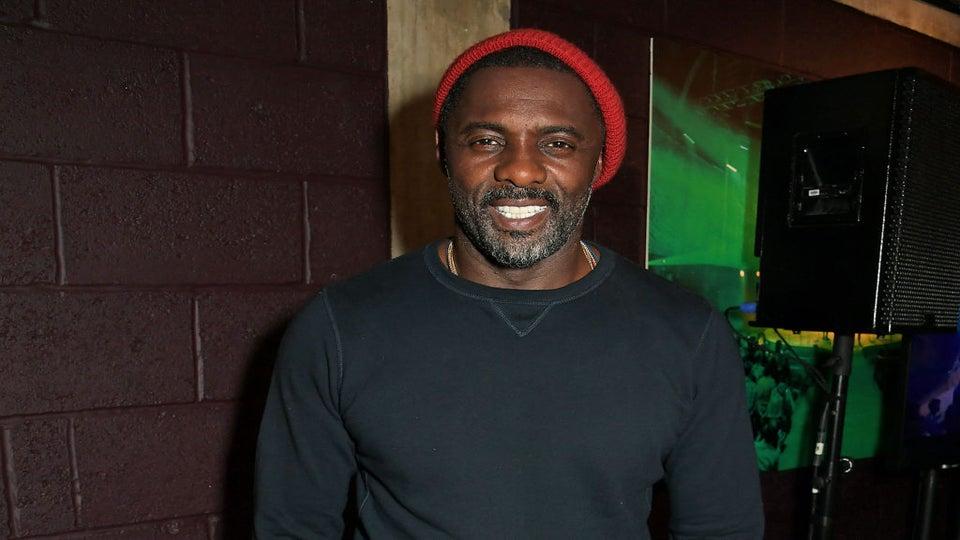 Idris Elba Is Bringing 'Fight School' To U.K.'s BBC Two