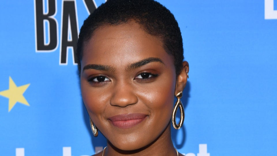 China McClain Has A Message For Men Who Aren't Fans Of Short Hair