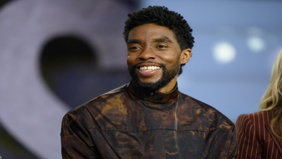 Black Hollywood Reacts To Chadwick Boseman's Death