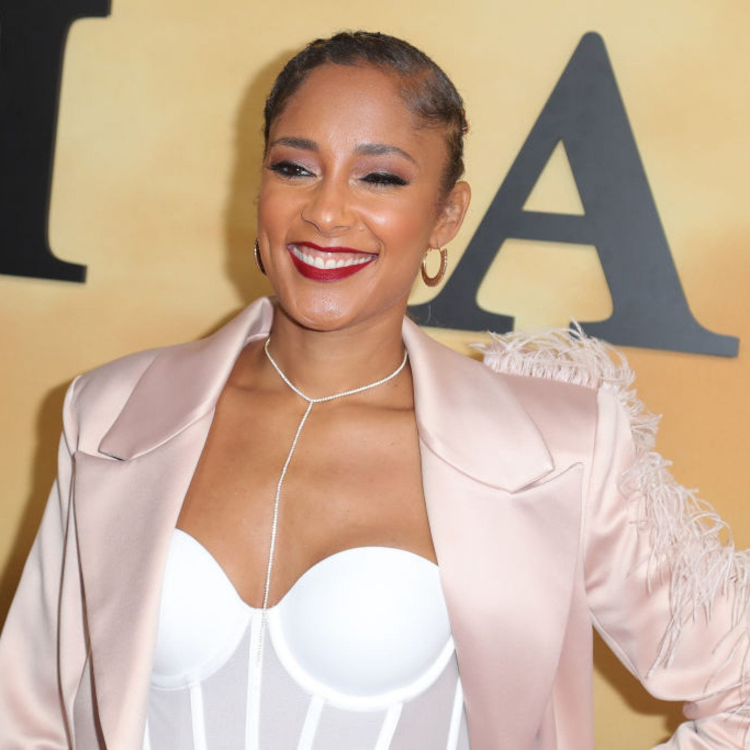 Amanda Seales Says 'The Real' Producers 'Felt Scared Of Me Because Of My Black Womanness'