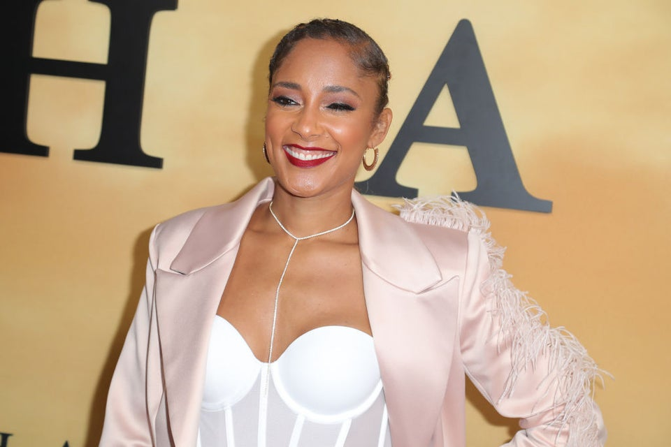 Amanda Seales Says 'The Real' Producers 'Felt Scared Of Me'