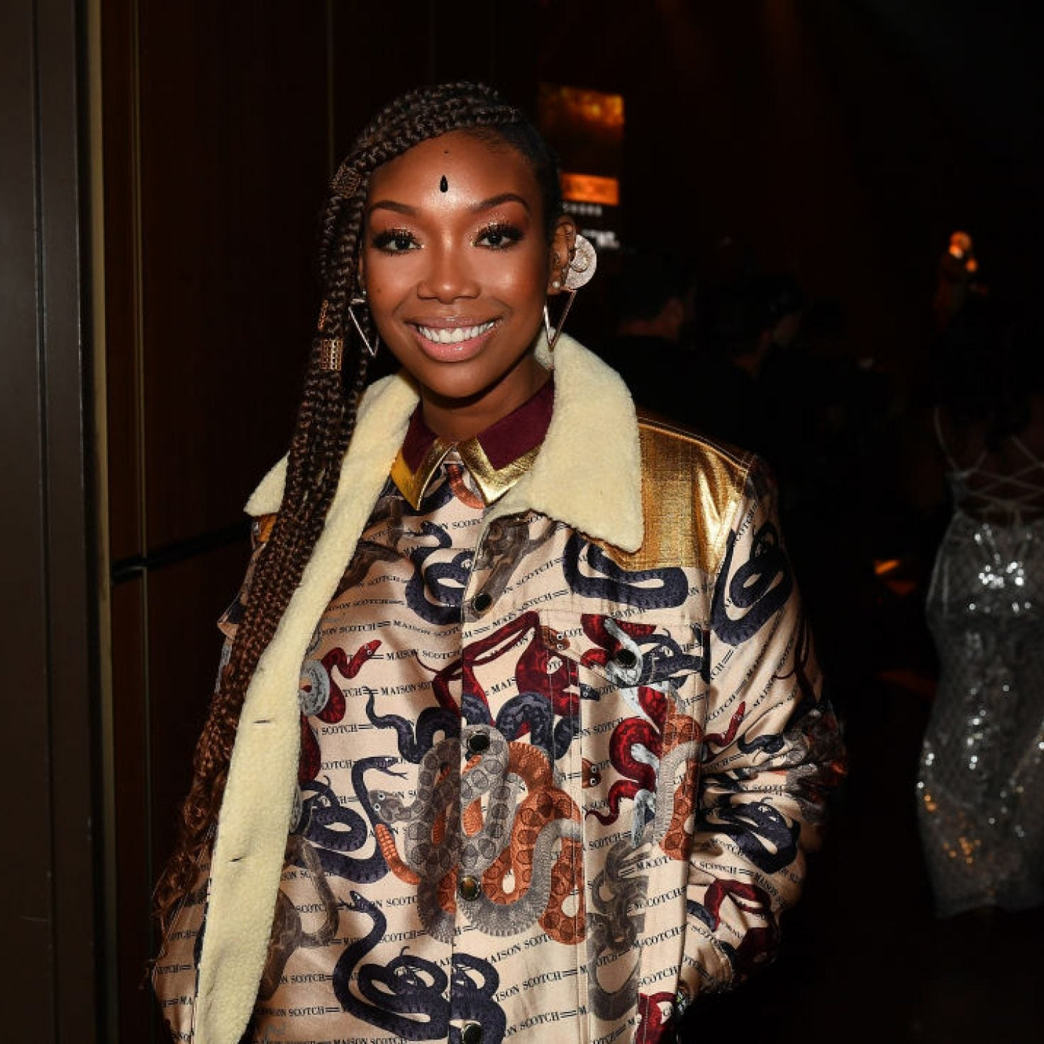 Brandy Recounts How Her Daughter Saved Her From Suicidal Thoughts: 'If Sy'rai Wasn't Here, I Wouldn't Be Either'