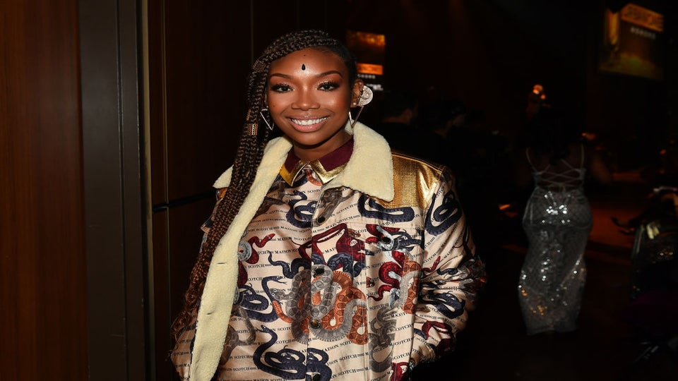 Brandy Recounts How Her Daughter Saved Her From Suicide