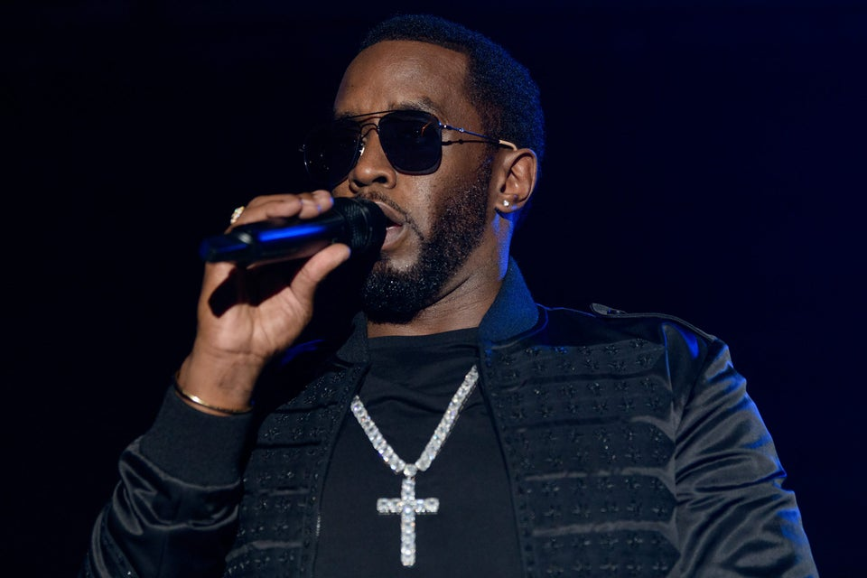 Sean 'Diddy' Combs Launches Black Political Party