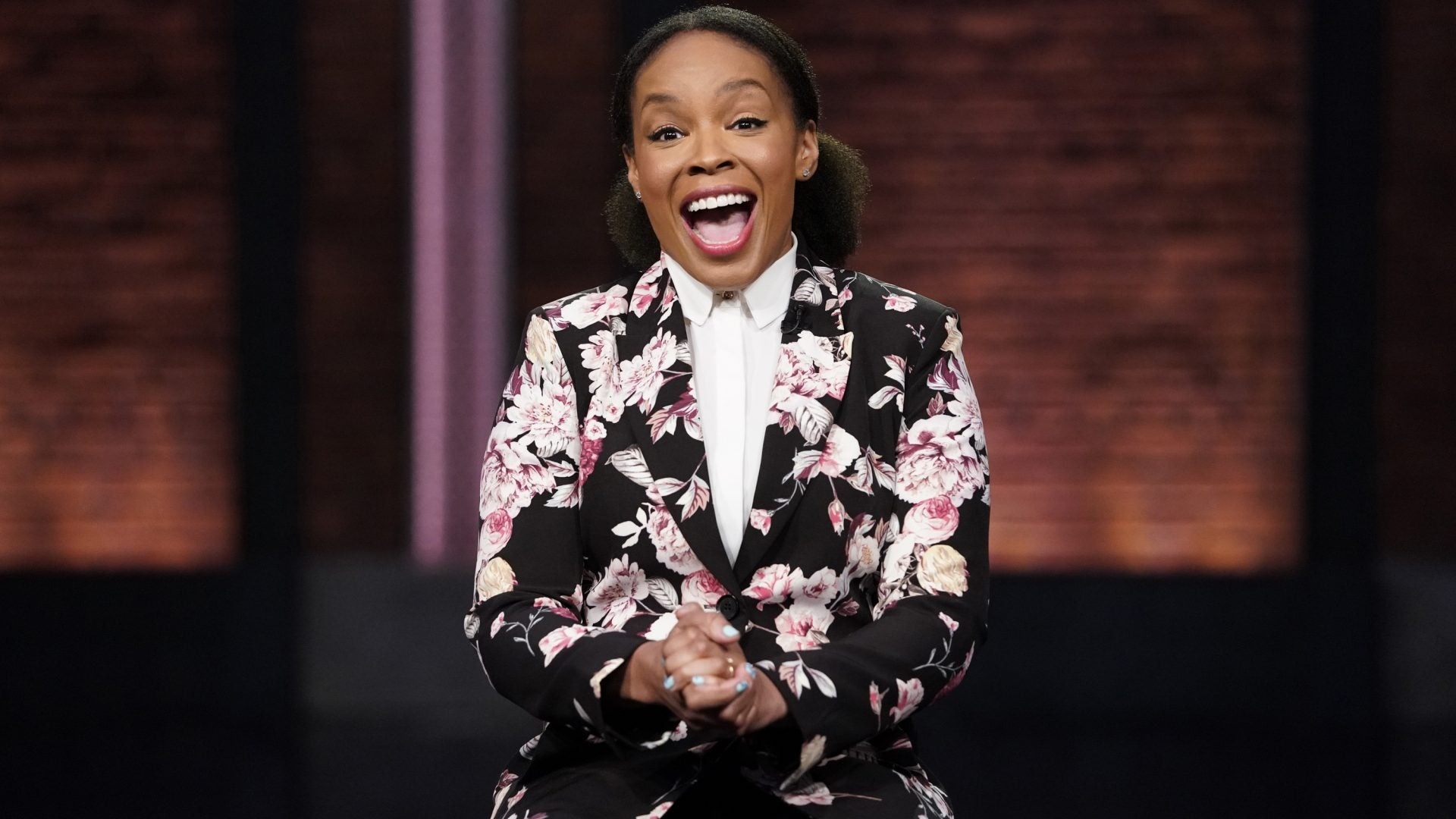 'The Amber Ruffin Show' Is Coming To Late Night Thanks To Peacock