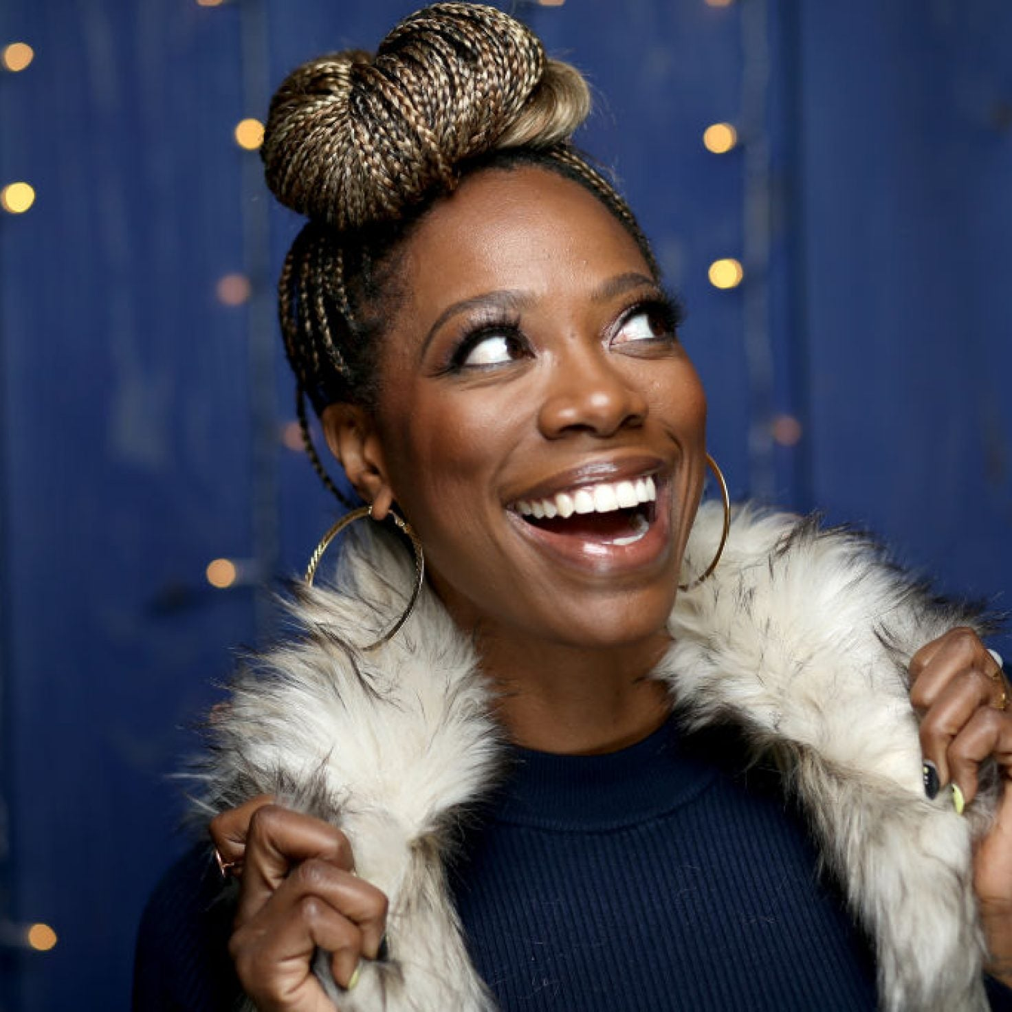 Here's What Happens When Yvonne Orjii Meets Molly From 'Insecure'