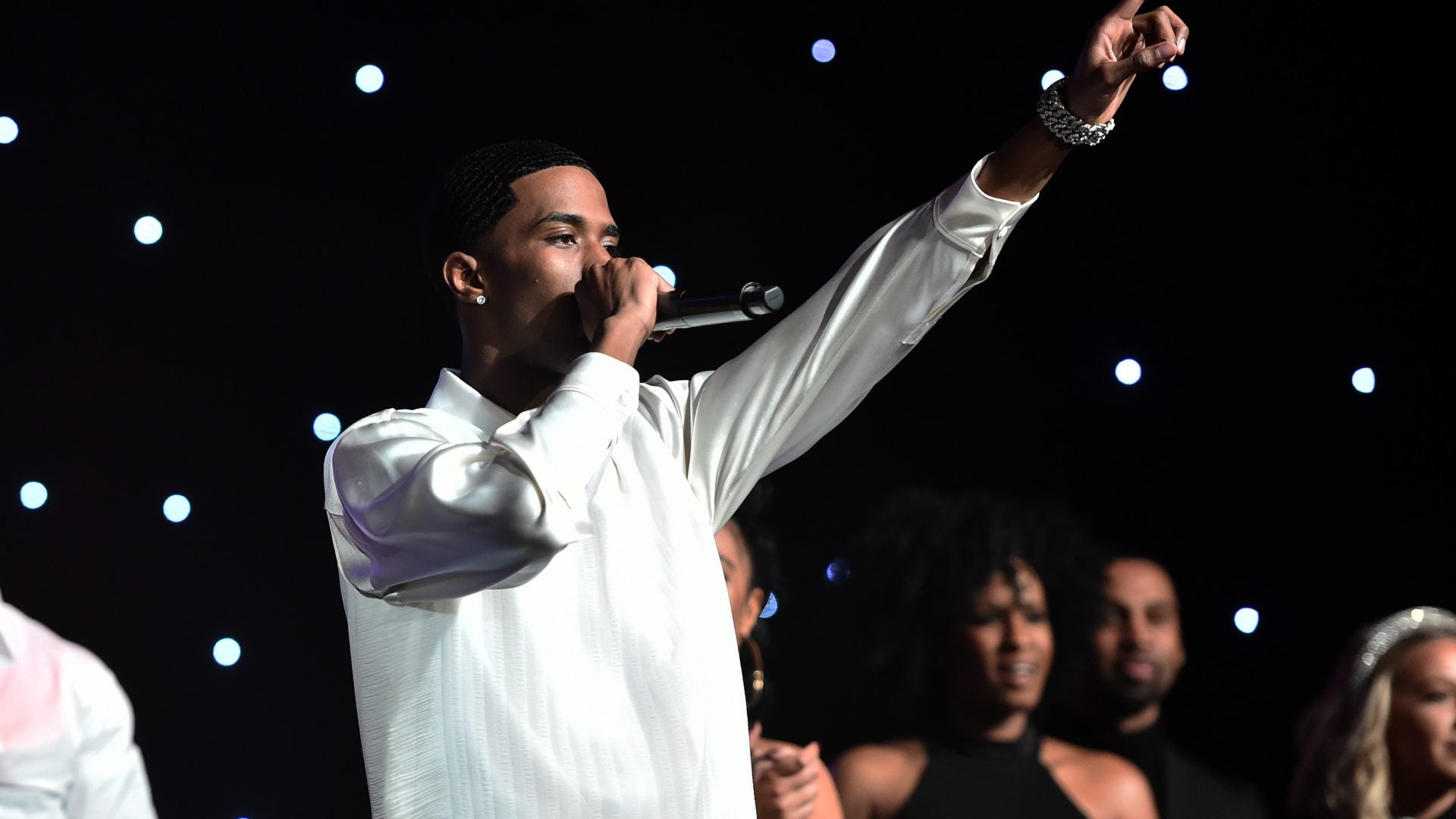 Christian Combs Survives Car Crash With Minor Injuries