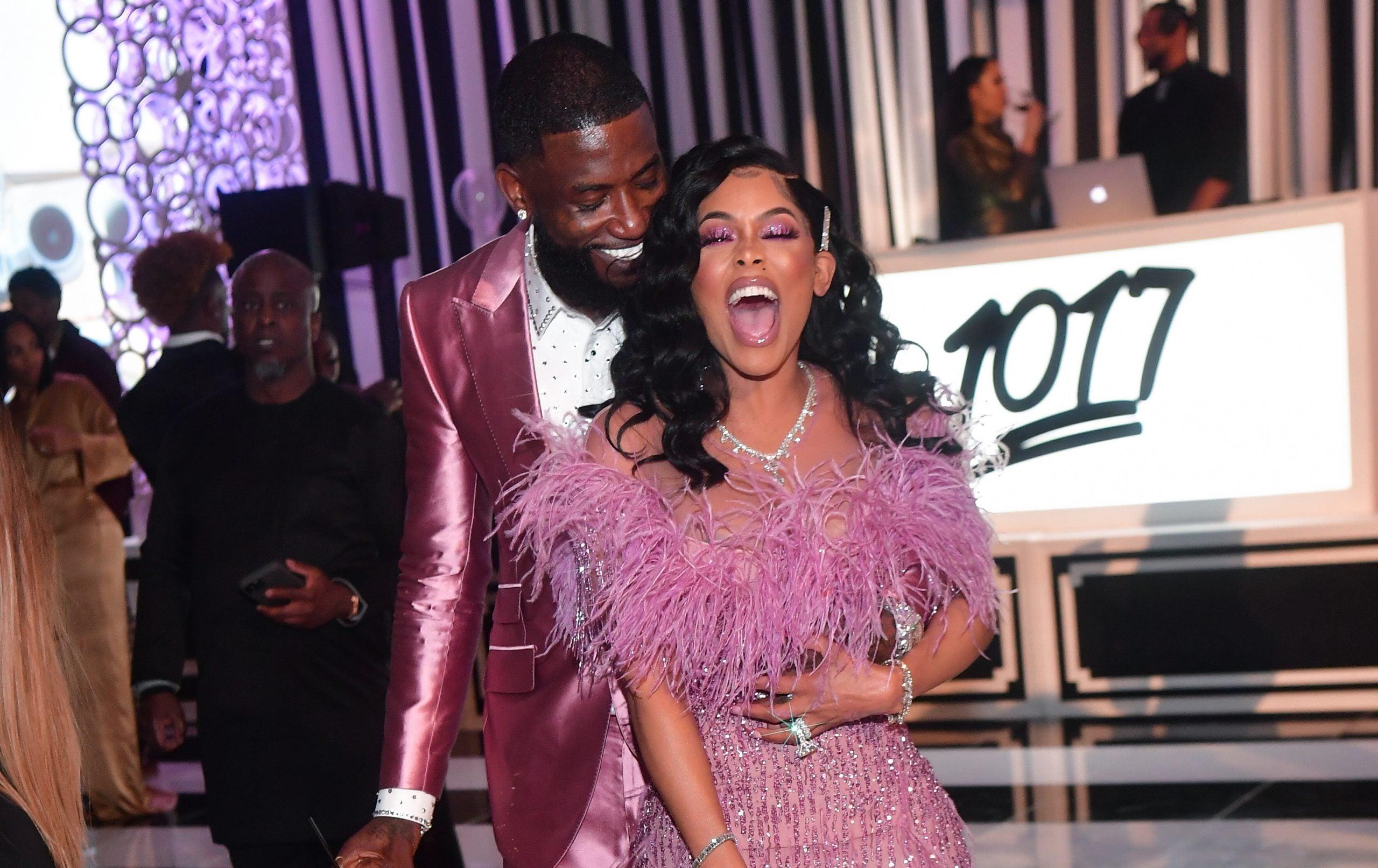 Gucci Mane And Keyshia Ka'oir Are Having A Baby!
