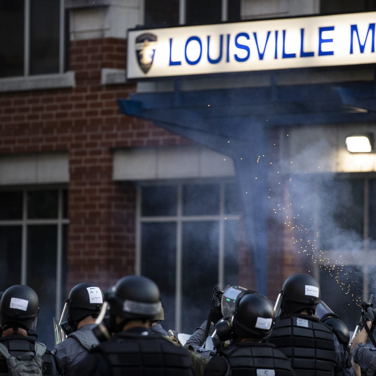 Louisville Police To No Longer Allow Protests In Public Streets