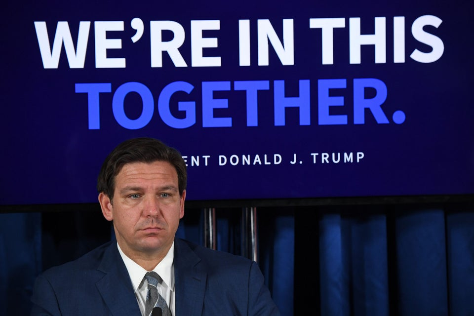 Five People Who Attended Meeting With Florida Gov. Ron DeSantis Test Positive For COVID-19