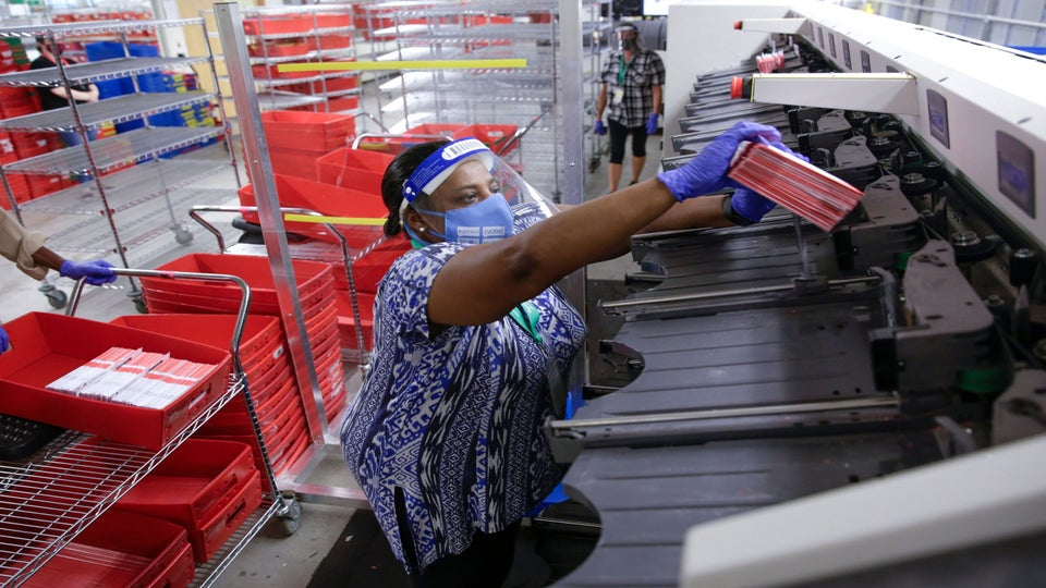 USPS Removing Some Mail Sorting Machines, Raising Concerns Ahead Of Elections