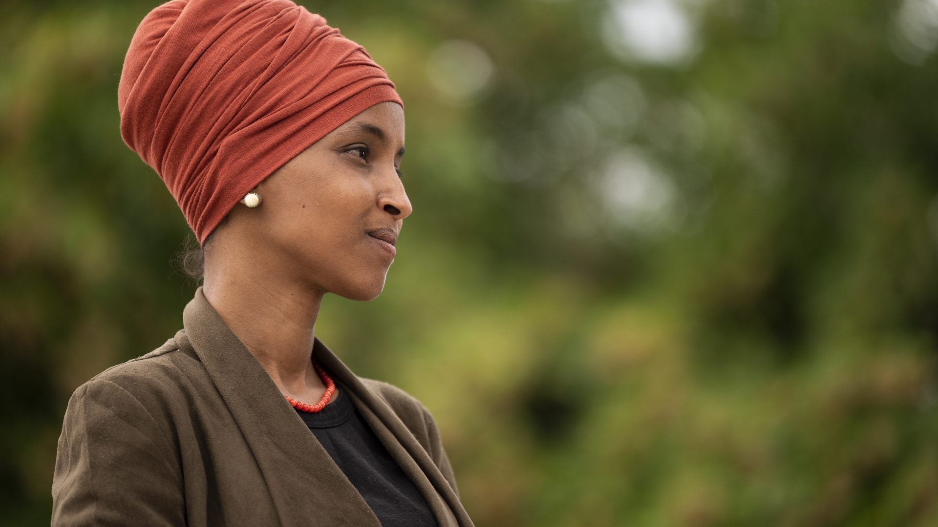 Rep. Ilhan Omar Fires Back After Trump Attack