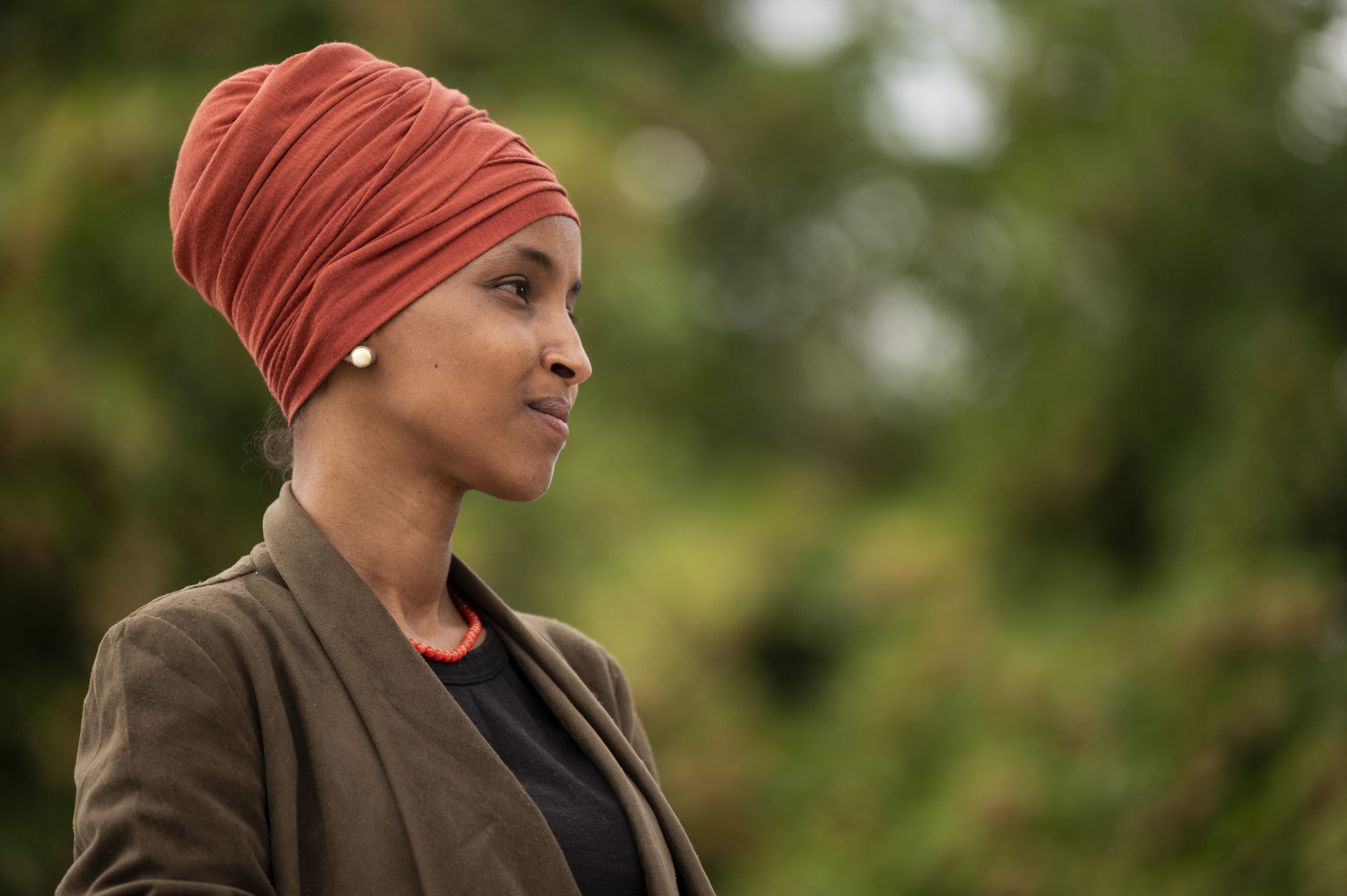 Rep. Ilhan Omar Speaks On The Importance Of Addressing Racial Bias In Black Maternal Care
