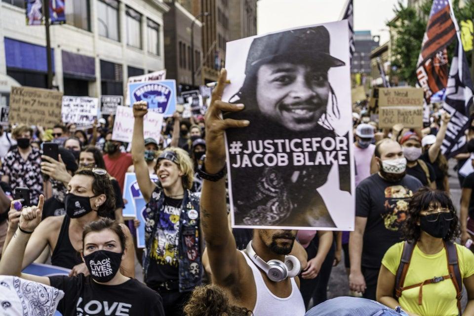 Jacob Blake Paralyzed From Waist Down, Father Says
