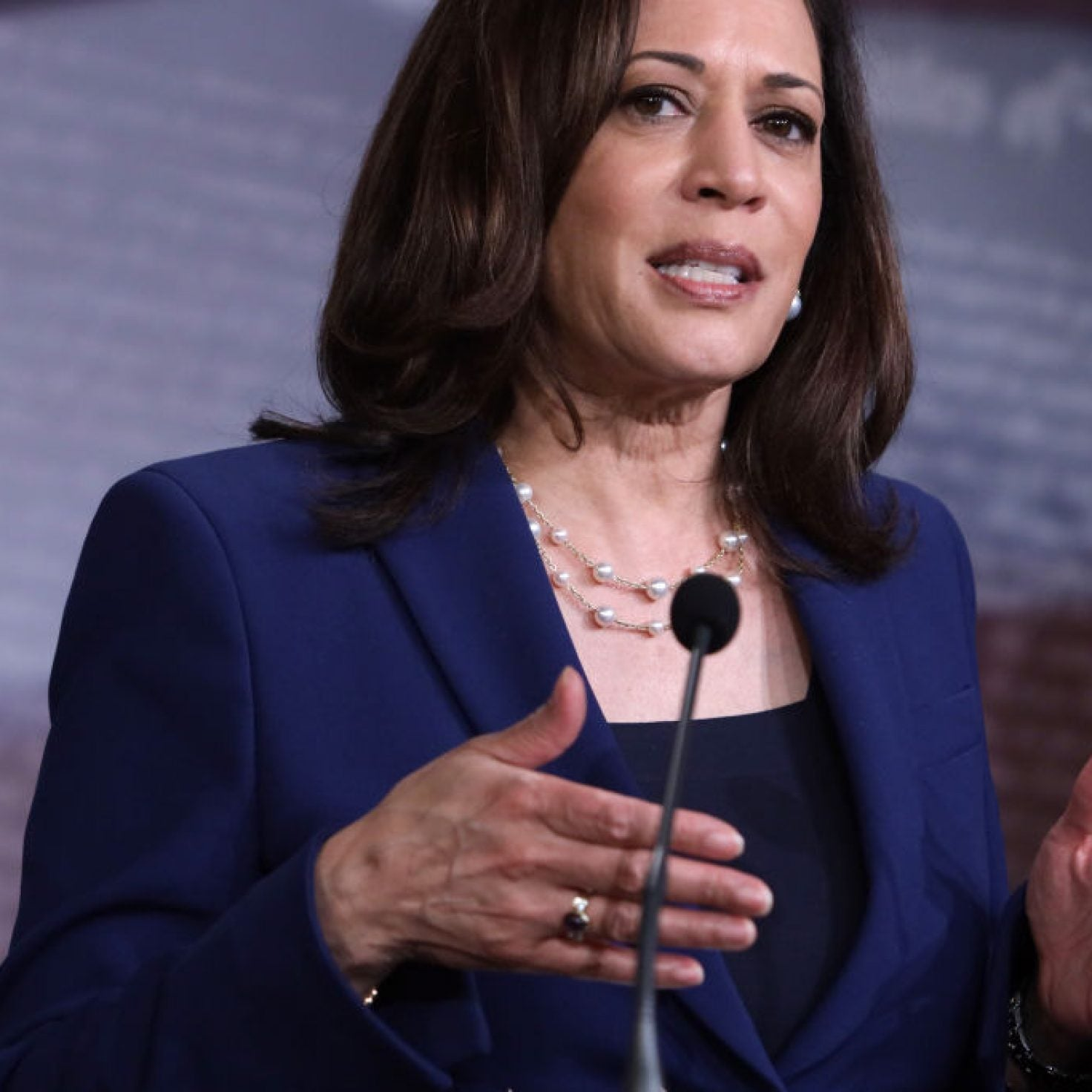 Kamala Harris Introduces New Bill To Fund Uterine Fibroids Research