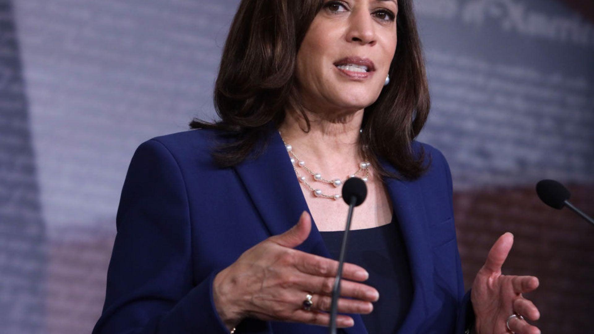 Kamala Harris Introduces New Bill To Fund Uterine Fibroids Research