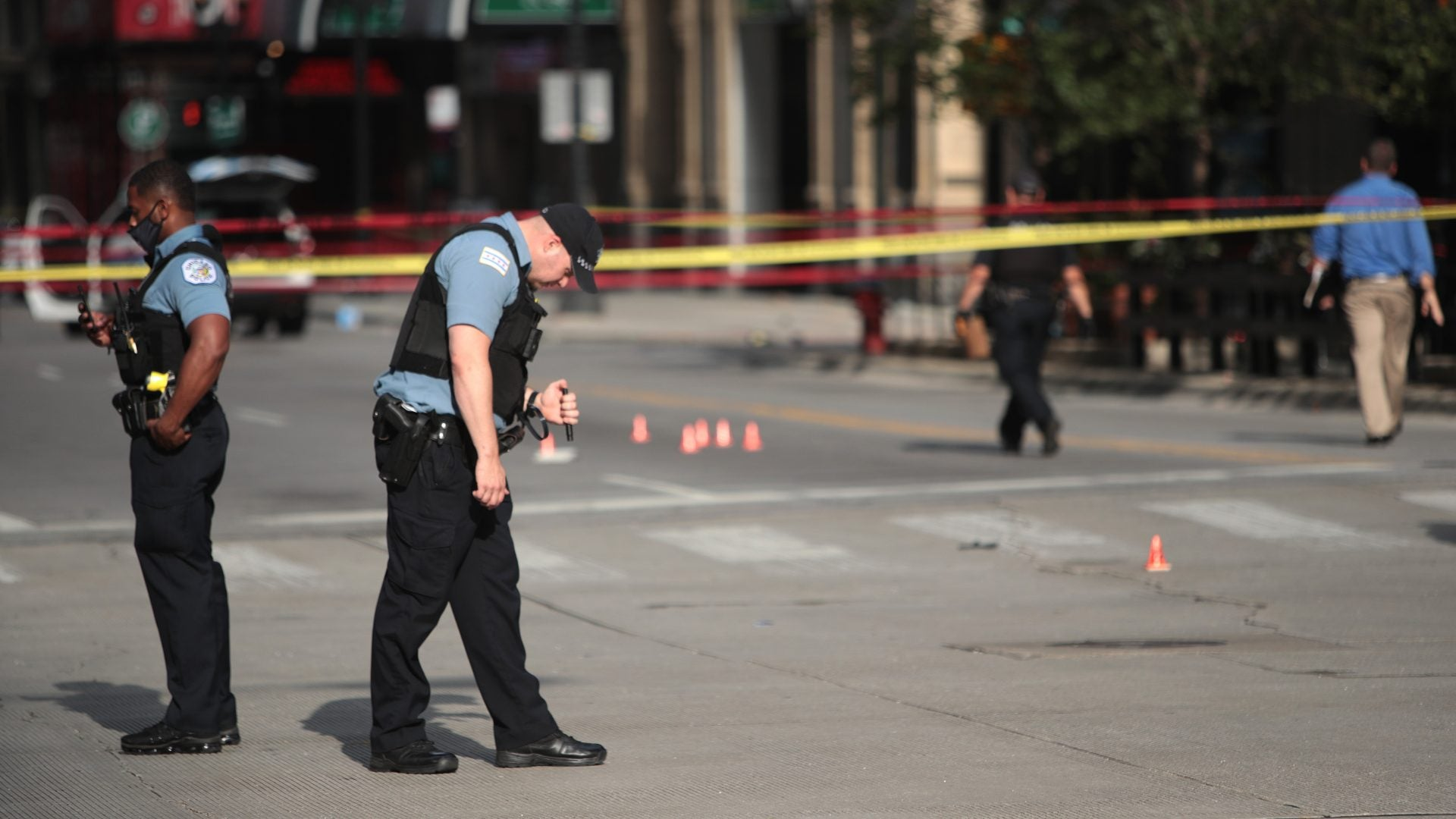 Police-Involved Shooting Leads To Unrest In Chicago