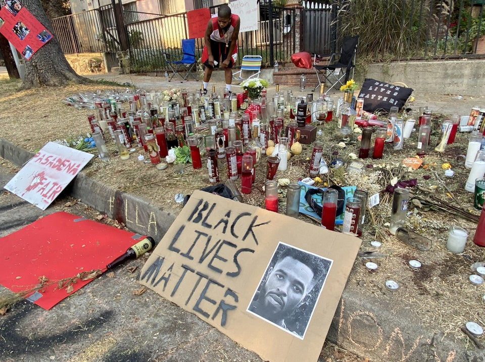 Video Shows California Cops Shooting Fleeing Black Man