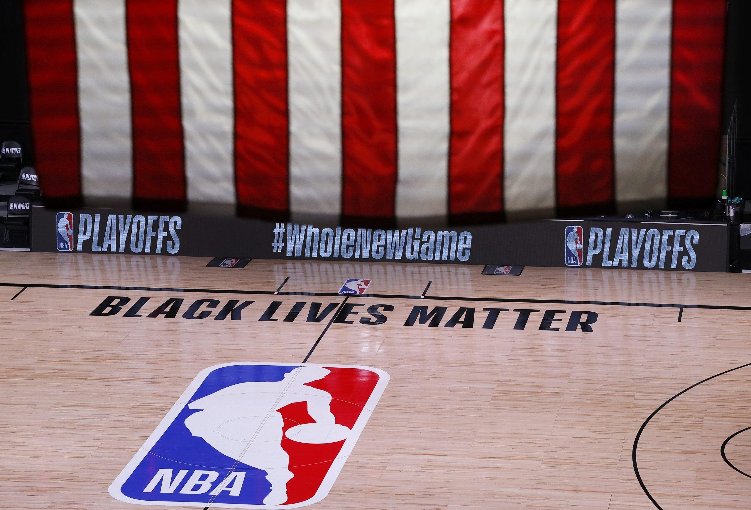 NBA And WNBA Players Sit Out Playoffs Over Jacob Blake Shooting