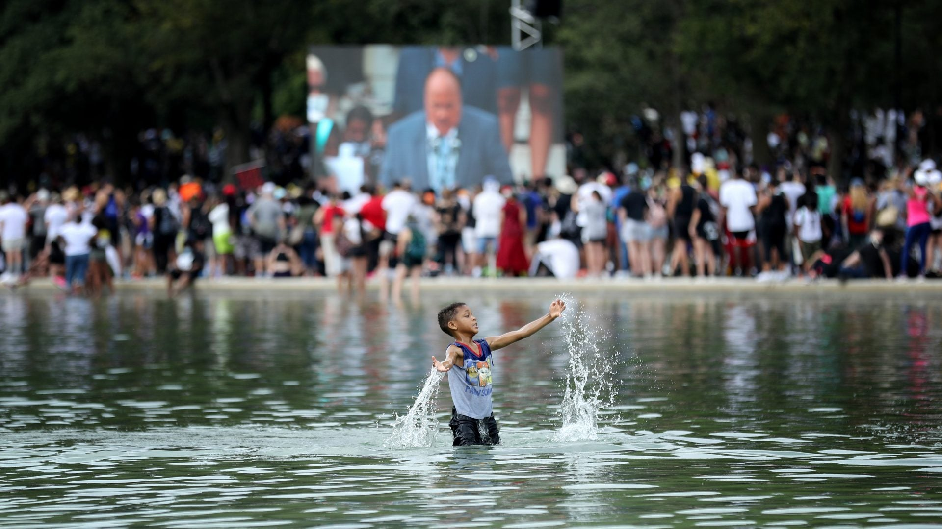 Views From The March On Washington