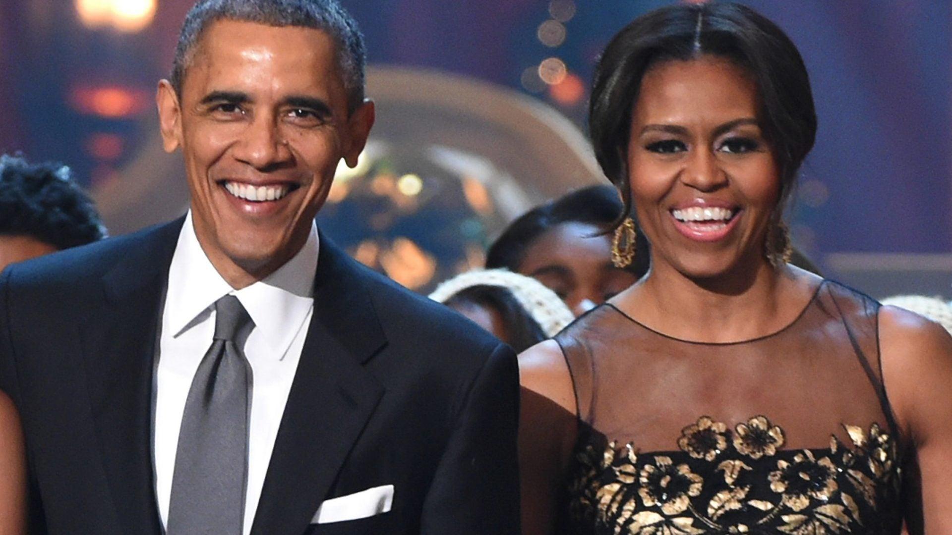 Michelle Obama Wishes Barack Obama A Happy 59th Birthday