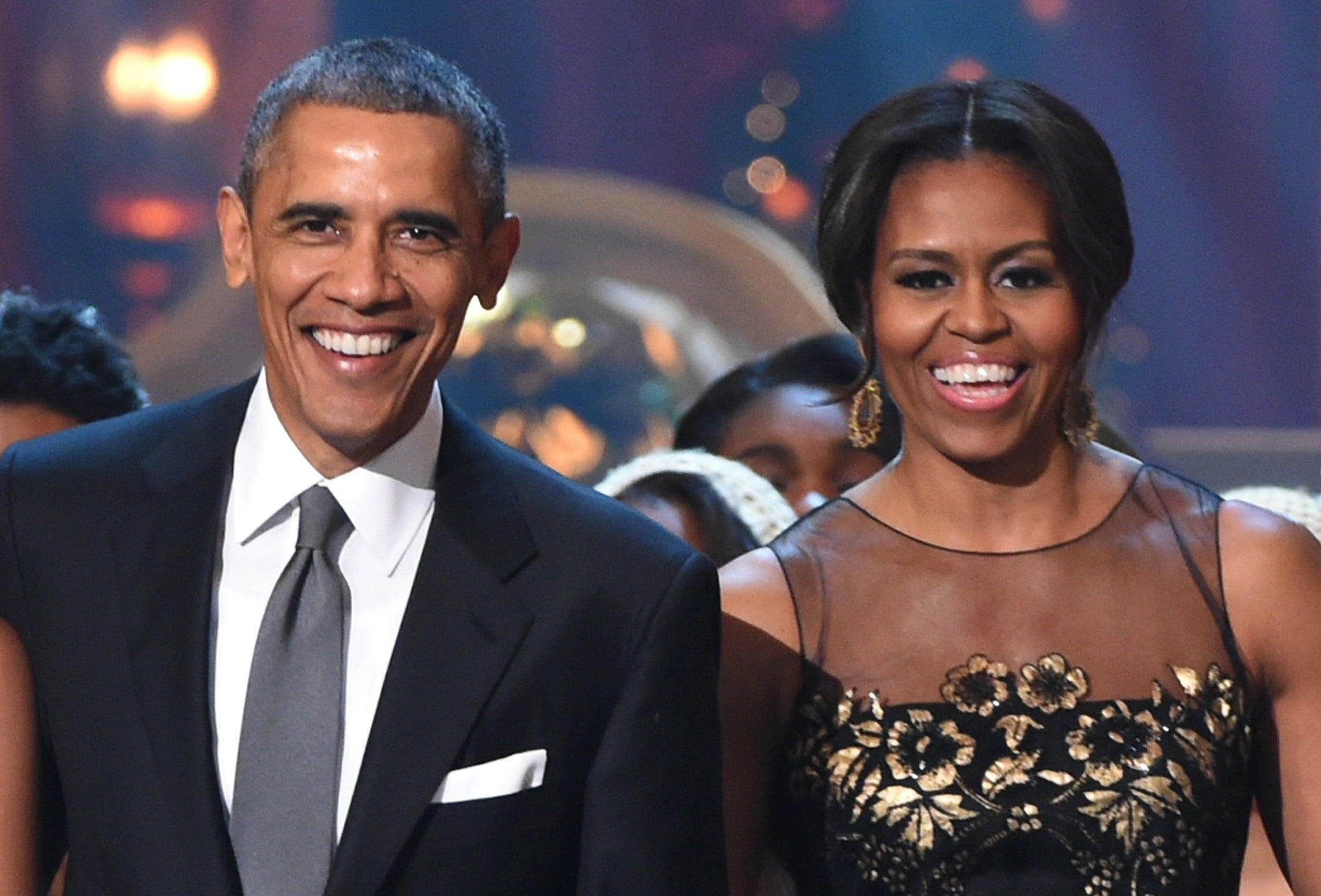 Michelle Obama Wishes Barack Obama, AKA 'My Favorite Guy,' A Happy 59th Birthday