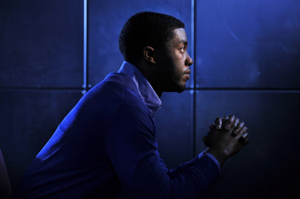 Gone Too Soon: Actor Chadwick Boseman's Life In Pictures