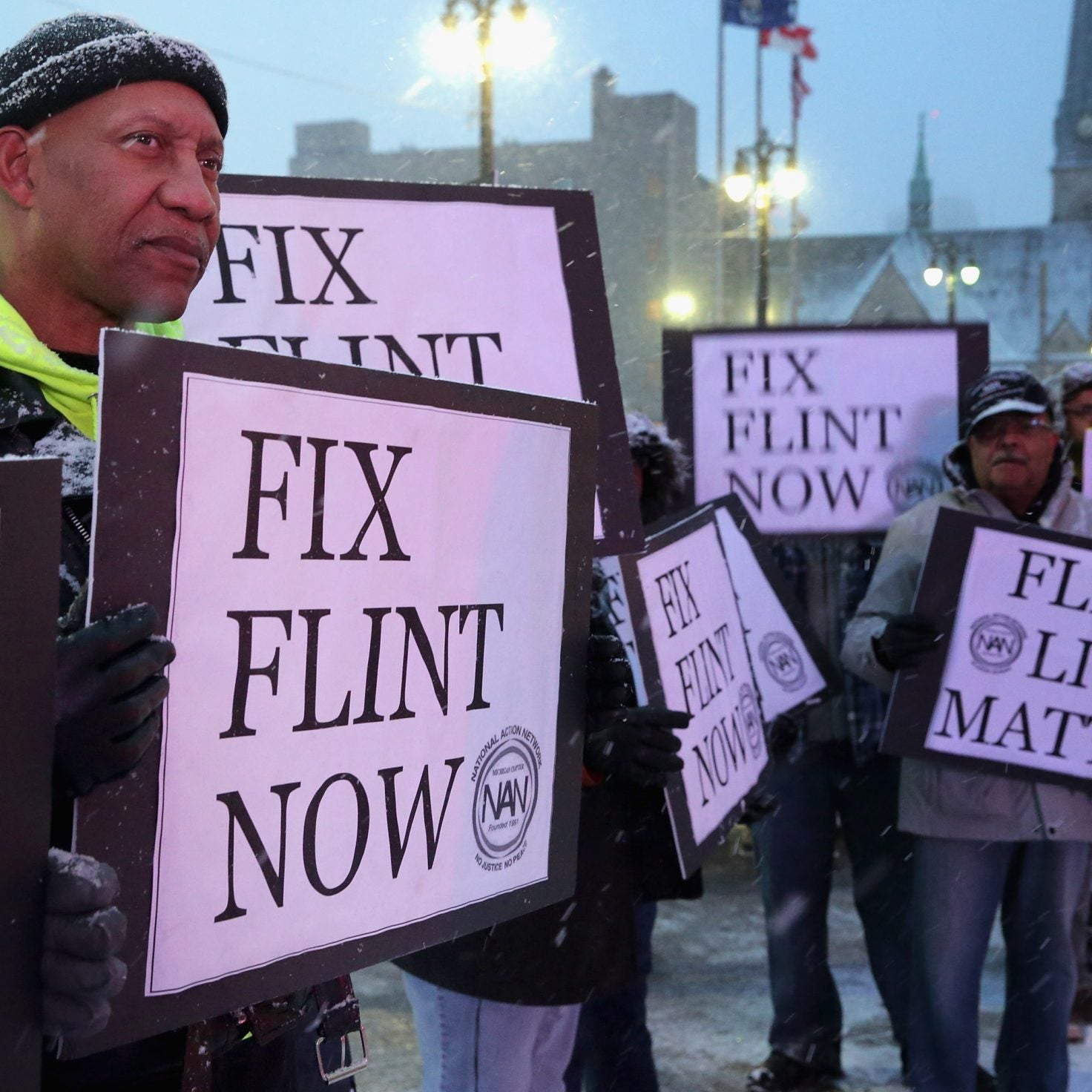Michigan Expected To Pay Victims Of Flint Water Crisis Nearly $600 Million