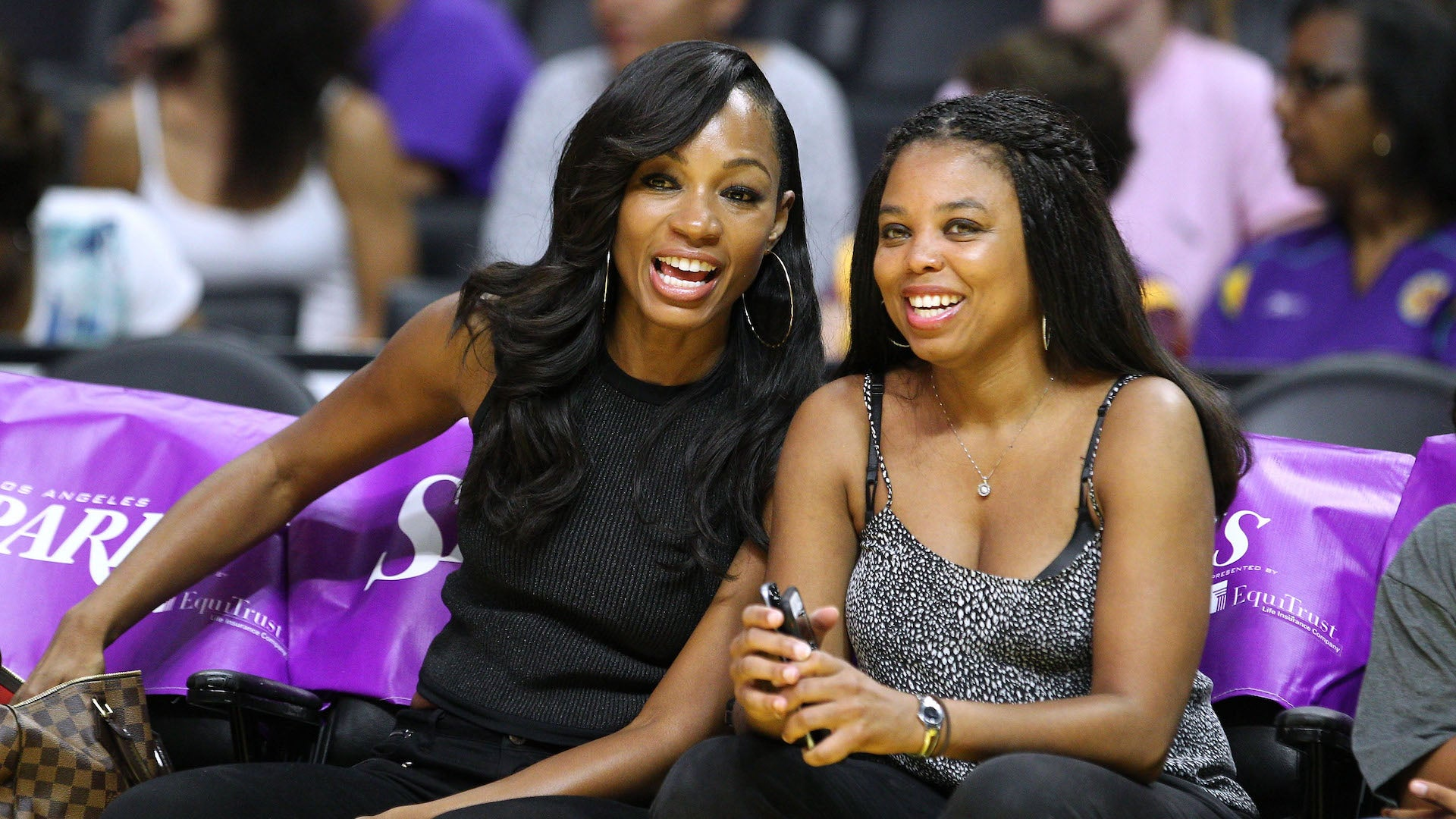 Jemele Hill and Cari Champion Talk New VICE TV Show 'Stick to ...
