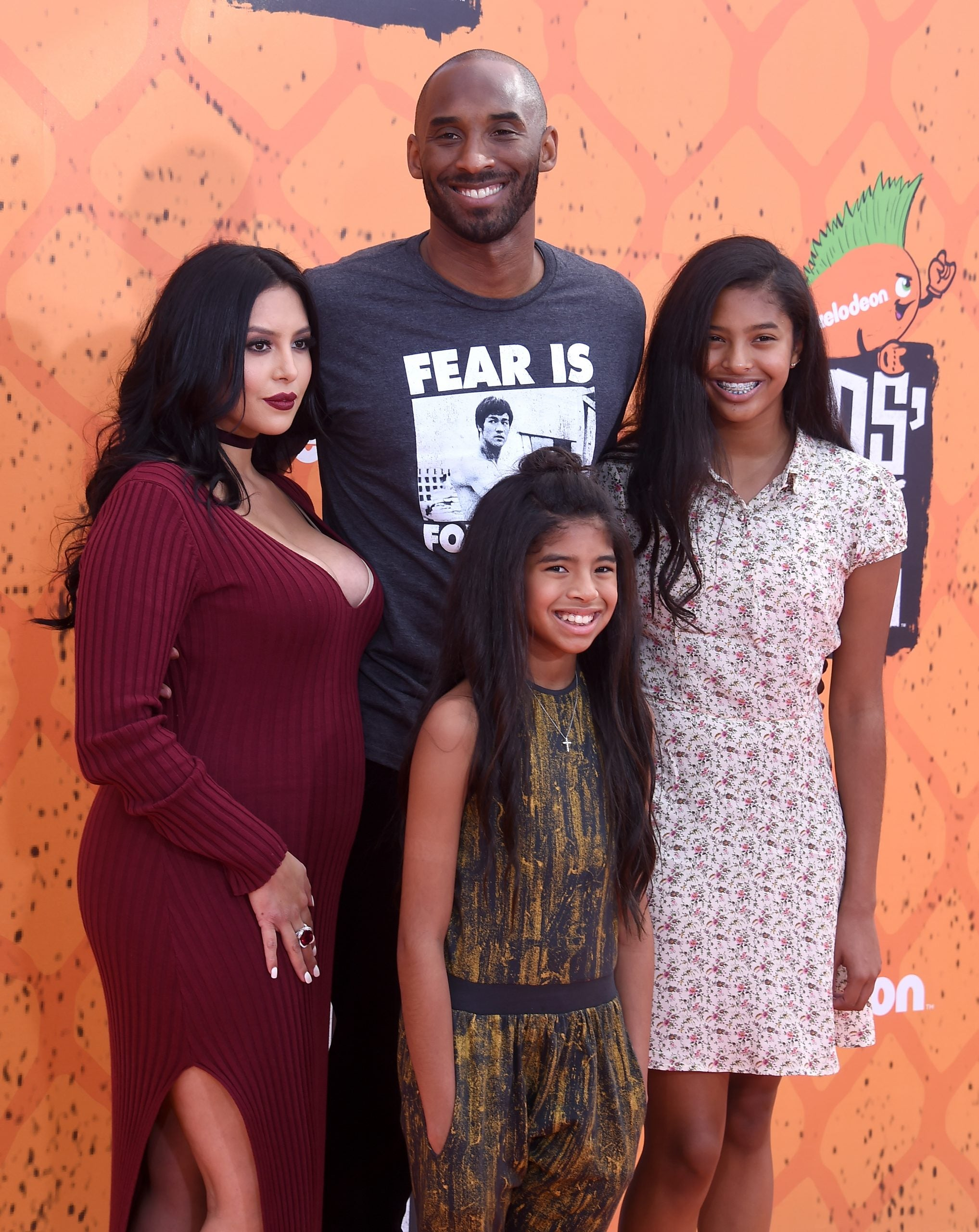 24 Photos Of Kobe Bryant The Father And Family Man Essence