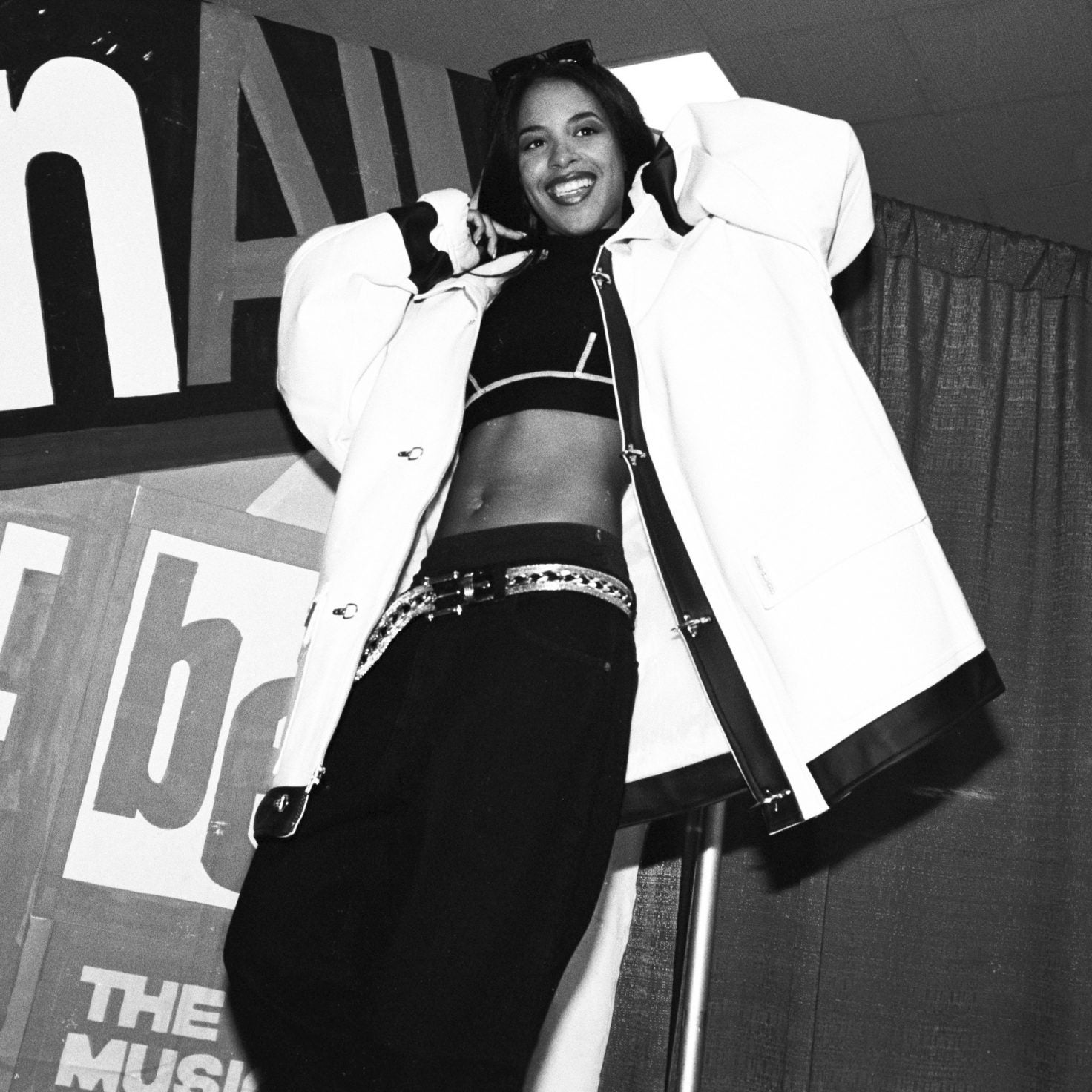 Aaliyah's Music Will Soon Become Available On Streaming Services