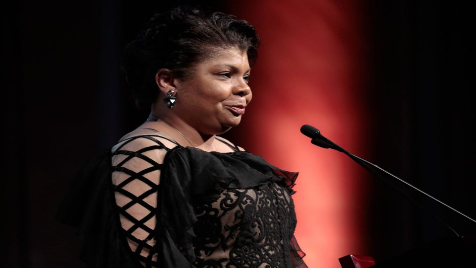 April Ryan Calls Out Trump For Being Intimidated By 'Strong Black Women'