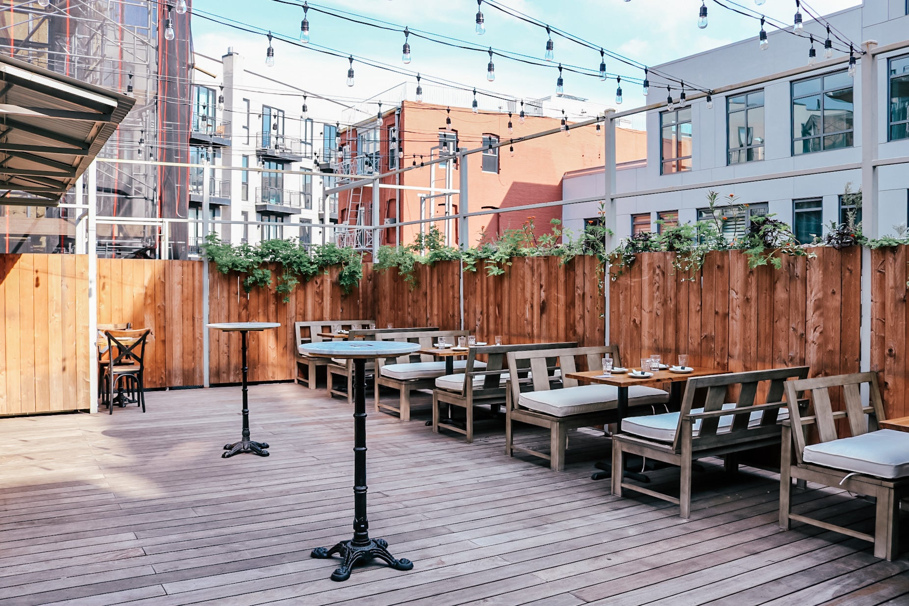 Best Rooftops For Social Distancing In New York City