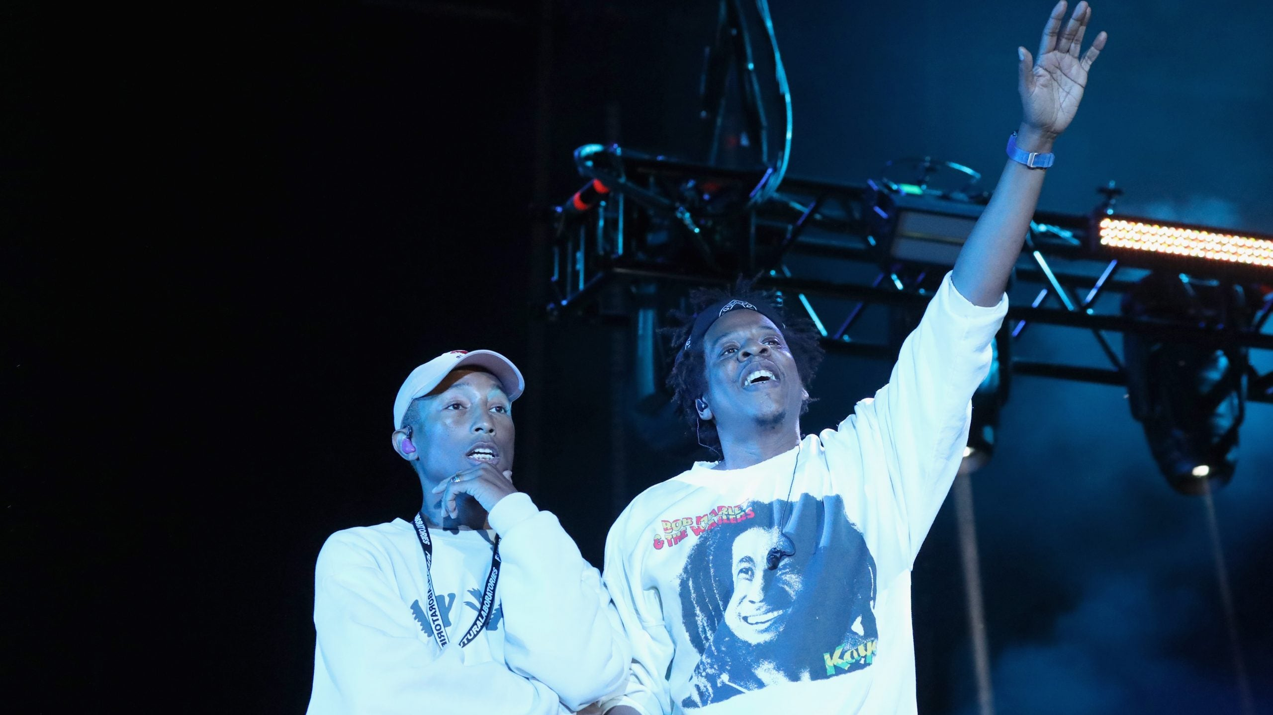 WATCH: Pharrell and Jay-Z Champion Black Businesses In 'Entrepreneur' Video