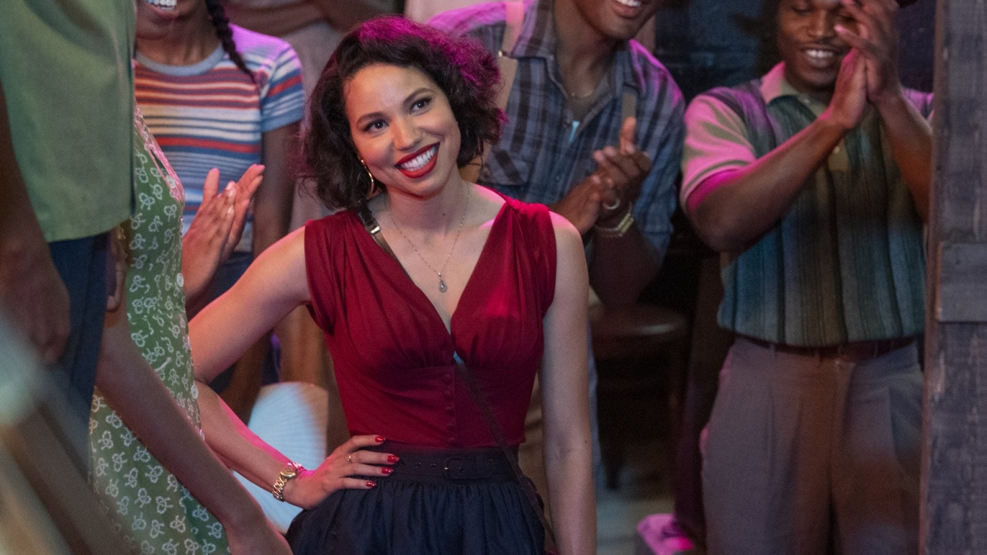 Jurnee Smollett On 'Lovecraft Country's' Impact In Time of Black Lives Matter