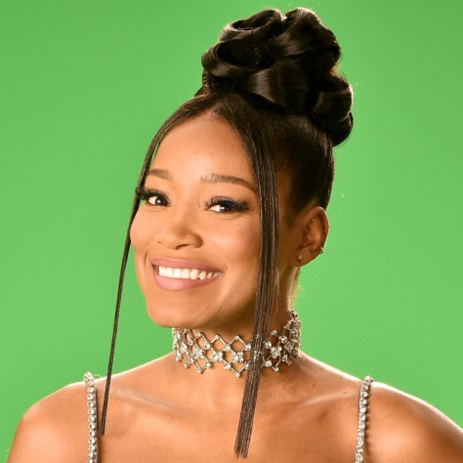 Keke Palmer Brought The Beauty At The 2020 MTV VMAs