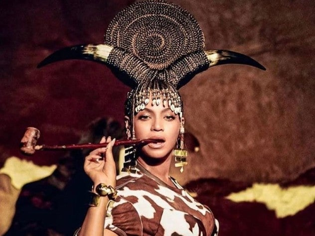 'Black Is King' Is Sparking Hair And Makeup Trends - Essence