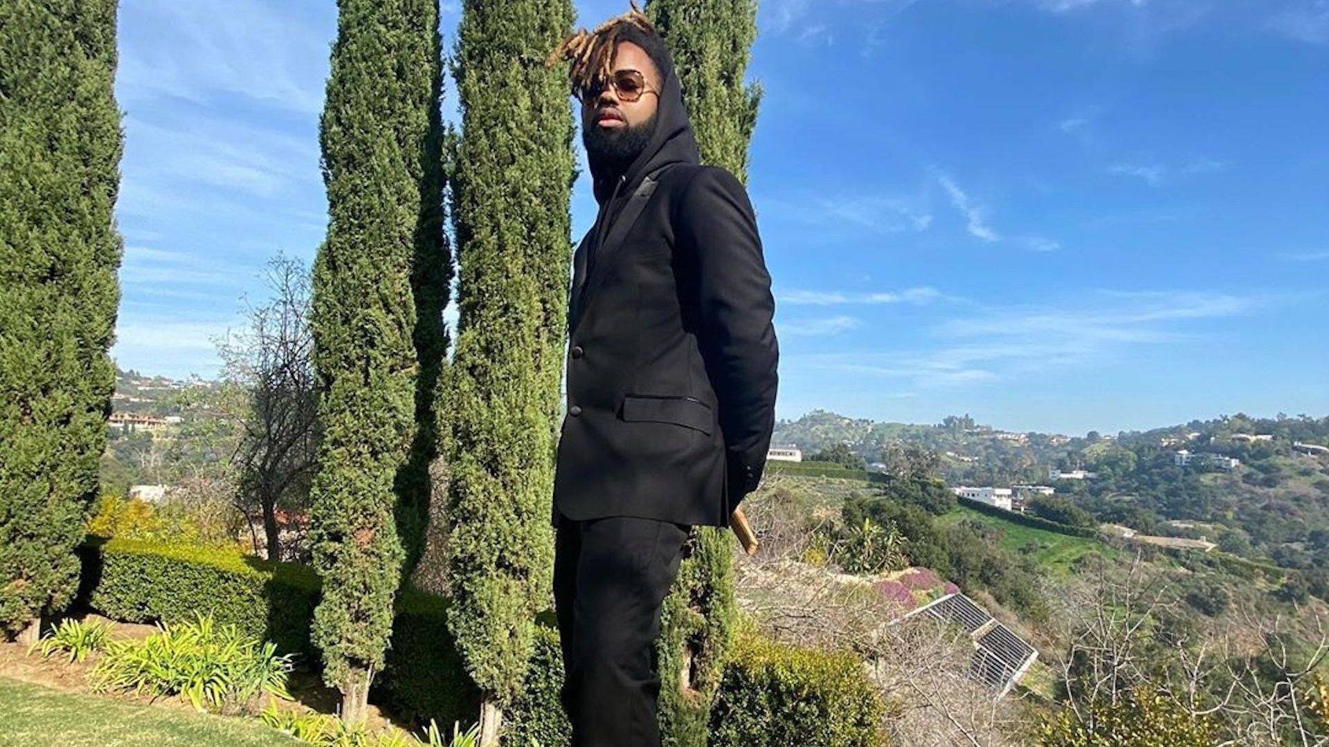'Black Is King' Director Kwasi Fordjour On The Film Merging The Diaspora Gap