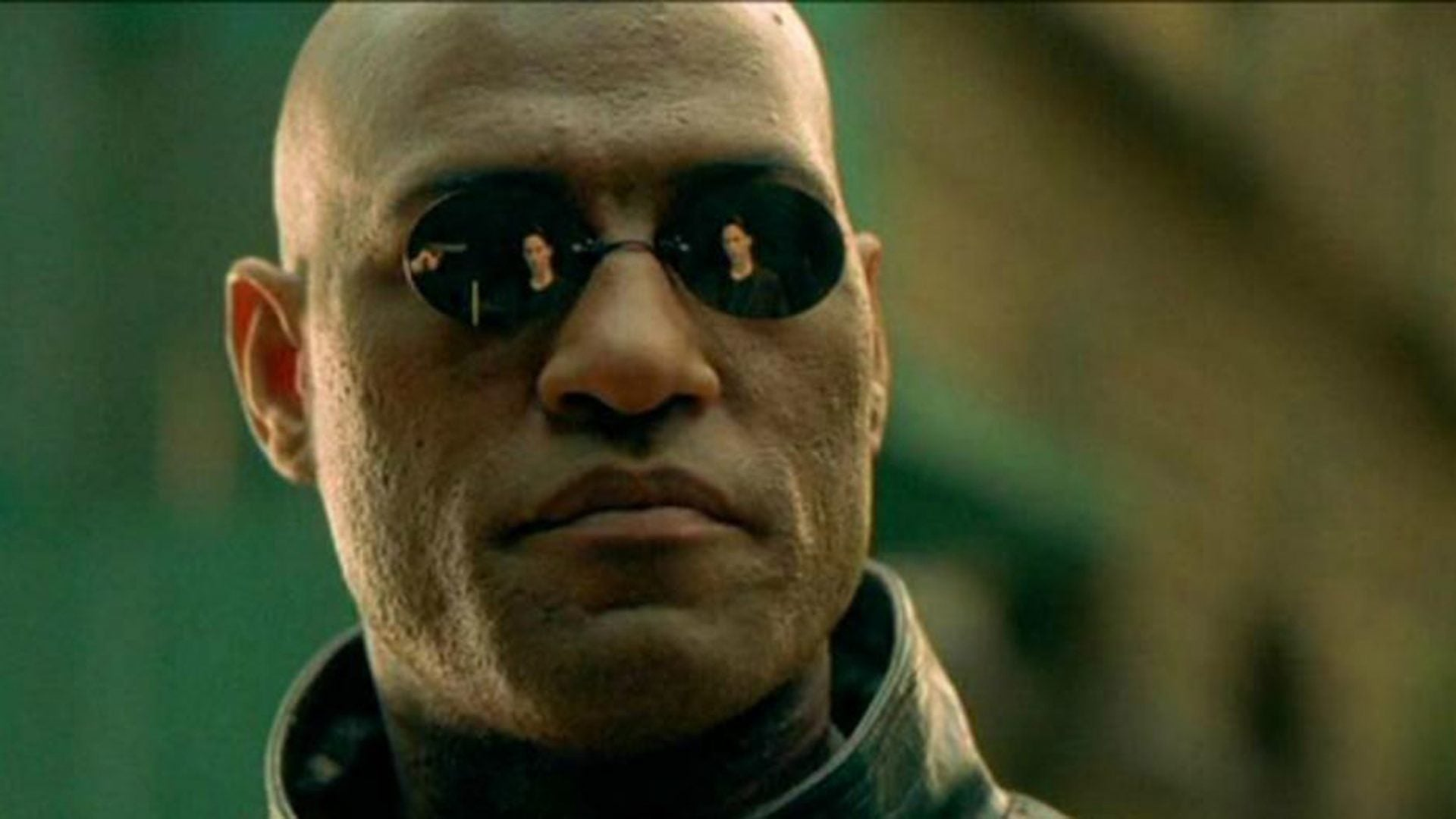 Laurence Fishburne 'Wasn't Invited' To Appear In 'Matrix 4'