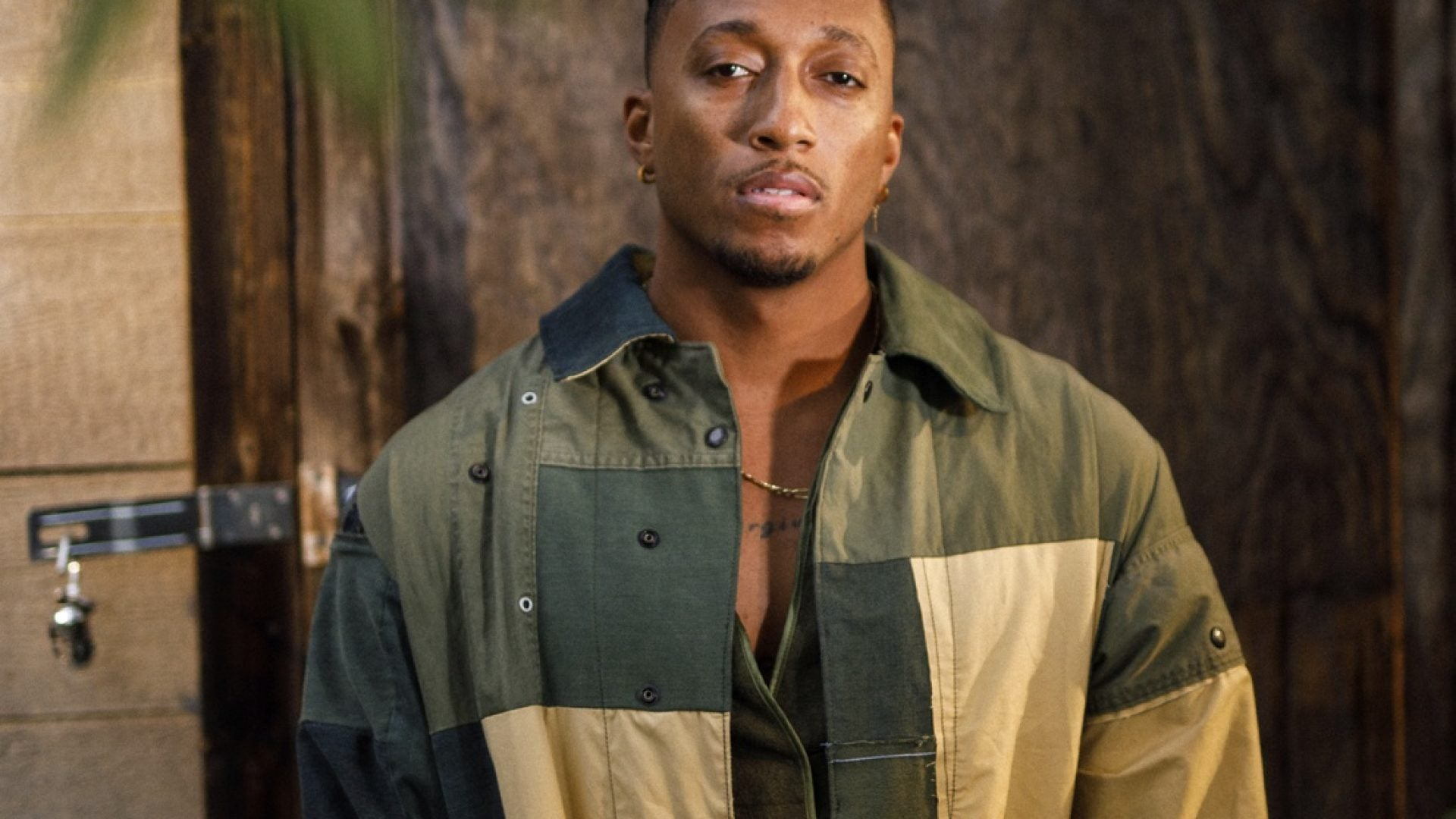Lecrae Talks Faith, Black Twitter And The Grace To Grow in Public