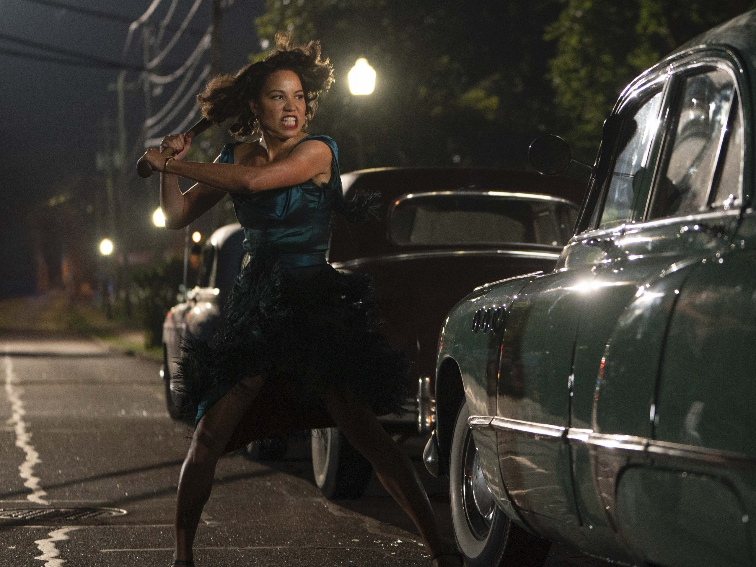 In 'Lovecraft Country', Jurnee Smollett's Out Of This World